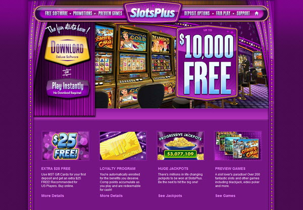 Slots Plus Screenshot